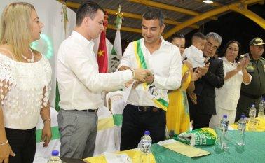 Leo Mantilla, Carlos Ríos y Cortesía